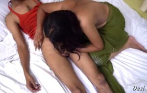 Indian Bhabhi Invite Lover At Home For Hard Sex