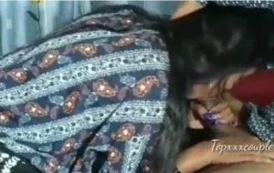 Blowjob for hard Sex by indian neighbour's wife