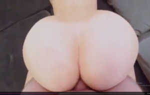 Hot white pussy