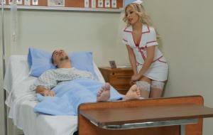 Knobbing The Naughty Nurse