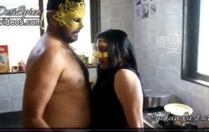 Beautiful Indian Wife Fucked Hard In The Kitchen2