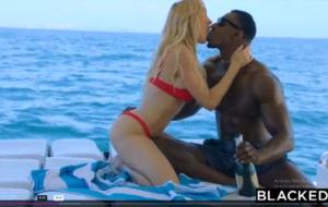 BLACKED Brandi Love Craves BBC Vacation
