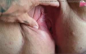German BBW brunette drilled properly by lover in bed