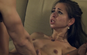 Riley Reed hops her manager for a gonzo pound break