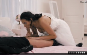 PURE TABOO Bride Confronted By Brother Of Groom Who Seeks Anal Payback