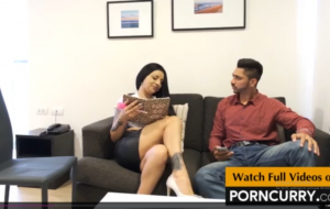 PORNCURRY Indian Boss Randeep Singh fucked her Secretary hard and Cum inside her Pussy