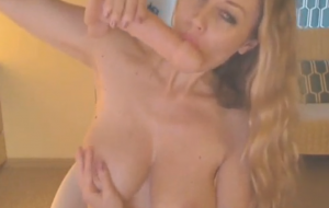 Found The Perfect Busty MILF On Cam