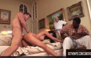 Housewife Zoey Holloway Turns Black Husband into a Cuck