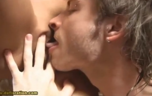 Virginity Break. Defloration Video Of a Hot and Sexy Girl