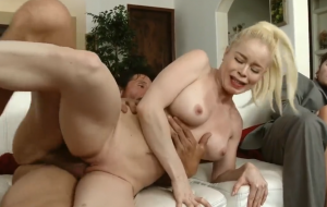 Swinger Couples Decide Who Will Be Fucked First
