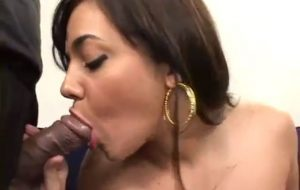 Exotic Indian woman between moans and cocks