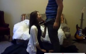 Boyfriend Setting Camera In Hotel And Ramming Hot Girlfriend