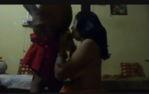 A Busty Indian Wife Fucked Hard By Single Neighbour Boy