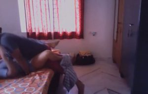 Indian Bhabi with her Bf Porn video