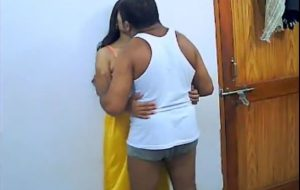 Indian Hot Housewife Fucked By Fat Hairy Husband on Camera