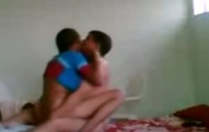 Indian Siblings Fucking Each Other When Left Alone At Home.