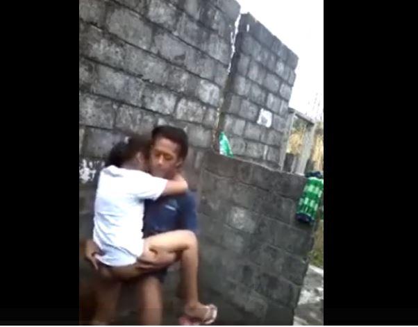 Sex outdoor video