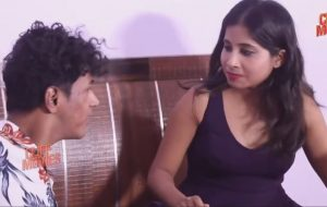 Indian Brunette And A Horny Guy Who Isnt Her Boyfriend Are About To Have Wild Sex