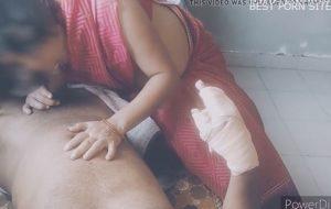 Horny Indian Aunty Sucks A Boy's Cock Like A Slut For Hours