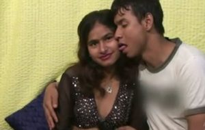 Gorgeus Indian Teenage Fuckes In Her Beaver By Scorching Indian Dude