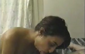 Indian dame gets used to porn
