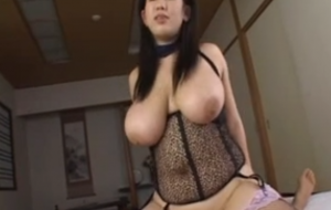 Seri Ishiguro light restrain bondage & pound