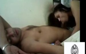 super hot indian girl with bf blowjob