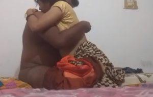 Desi Cute Bhabhi In Saree Having Sex With Her Devar