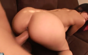 Hot Indian Brunette Hard Fucked and Facialed