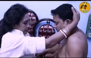 Mature Indian bitch seduces her hubby's brother