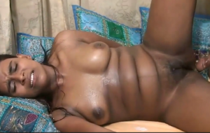 Wild Indian Temptress Gives Head And Enjoys Intense Pussy Pounding
