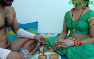 Sexy Indian Bhabhi Anjjalis chuth fucked hard