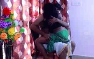Fake baba seducing hot Tamil woman