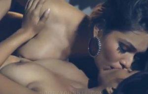 Horny Indian women enjoying lesbian sex