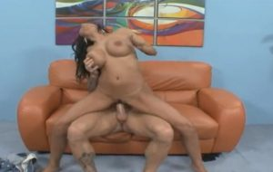 Indian milf rides dick until she squirts hard