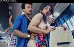 Sexy bhabhi fucked in moving bus