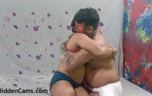 Big Boobs Indian Bhabhi Seducing Her Next Door Neighbor