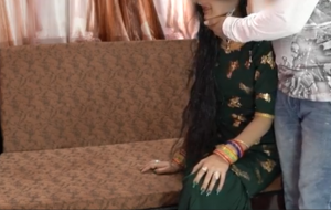 Eid sensational, priya xxx ass fucking fuck by Her shohar Until she crying before Him with Indian roleplay